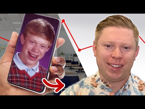I Accidentally Became A Meme: Bad Luck Brian