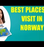 BEST PLACES TO VISIT IN NORWAY & Travel Tips