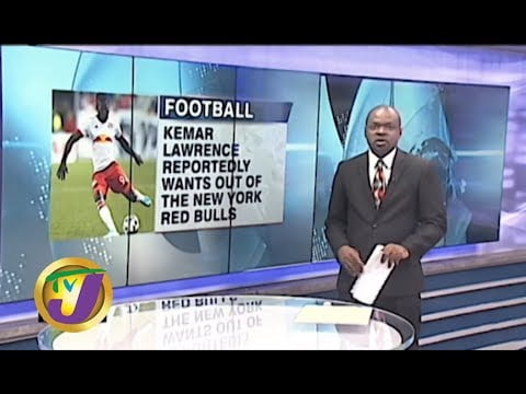 """TVJ Sports News: Kemar to """"Taxi Out"""" of Red Bulls? – November 26 2019"""