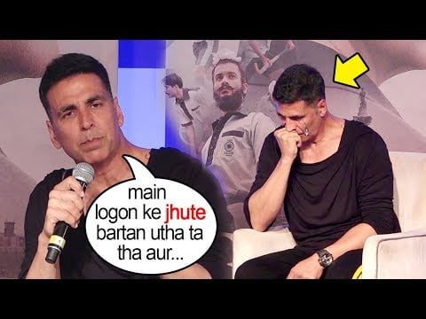 Akshay Kumar Gets EMOTIONAL Talking About His Struggling Days To Become Bollywood Actor