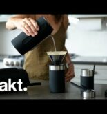 Now on Kickstarter: Pakt Coffee Kit | The Complete Brewing System for Travel