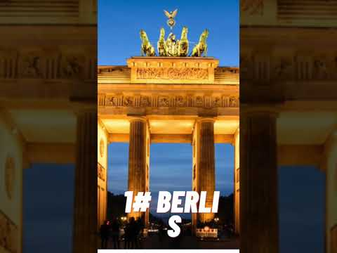 3 Best please to Travel in Europe specific in 🇩🇪 Germany #Shorts #travel