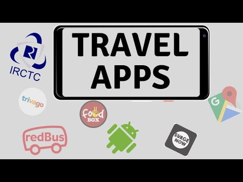 Best Travelling App For Android (2019) Hindi