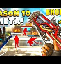 *NEW* FLATLINE Is The Most Meta Weapon? – Top Apex Plays, Funny & Epic Moments #716