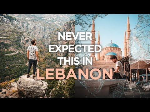 Top 11 Coolest Places to Visit in Lebanon   Lebanon Travel Guide