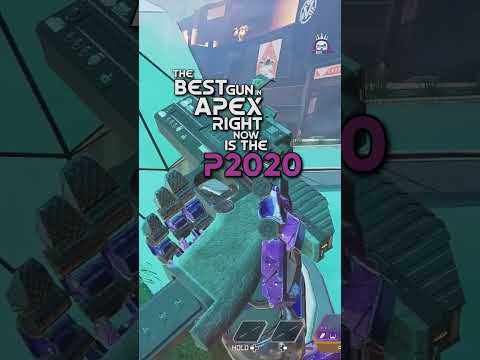 Is THIS The Best Gun In Apex Right Now? 2021 Ranked Arenas Guides