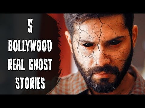 [हिन्दी] Real Bollywood Celebrity Ghost Encounter Stories   Bollywood Ghost Stories In Hindi