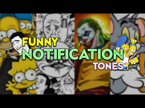Top 20 Funny Notification Tones 2020   Viral Meme Notification Sounds 2020   Download Now