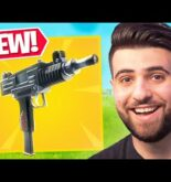 Epic Accidentally Released the Machine Pistol!