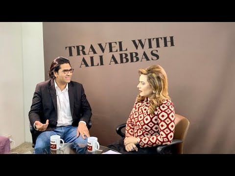 Why Travelling is necessary to Learn and Earn | Ali Abbas | Live Like Maria