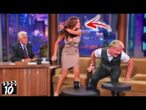Top 10 Celebrities Who Destroyed Their Careers On Late Night Shows