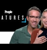 """'Free Guy' Stars Ryan Reynolds & Jodie Comer Say Working Together Was """"Like a Vacation""""   PEOPLE"""
