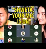 """""""SHWETA YOUR MIC IS ON"""" Meme 