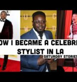 How I became a Celebrity Stylist in LA! Saturday Stories Ep 5