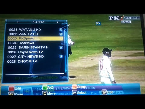 Pk sports HD again add on yahasat52e good news today