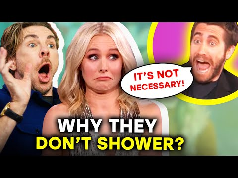 Celeb Hygiene: The Good, The Bad, And The REALLY Smelly |⭐ OSSA