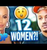 """Amber Rose Says BF Alexander """"AE"""" Edwards Cheated With 12 Women?!   Daily Pop   E! News"""