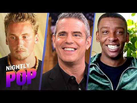 """""""FBoy Island"""" Finale, """"Ex-Rated"""" Dating & Cat Cafe Proposal  – """"Nightly Pop"""" 08/16/21   E! News"""