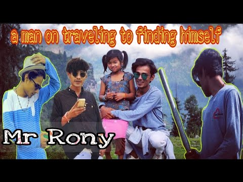 Mr Rony।। Mount Abu।।A man on traveling to finding himself।। Your life is your life।।