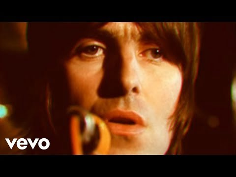 Oasis – Stop Crying Your Heart Out (Official Video)