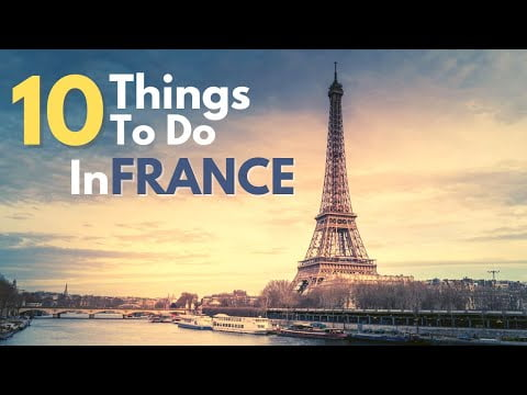 Top 10 Things To Do in France Europe #shorts  #travel