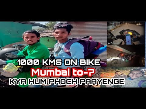 MUMBAI TO ? TRAVELLING ON BIKE  1000 KM TO DESTINATION PULSAR 135 WILL BE BETTER FOR THIS RIDE?