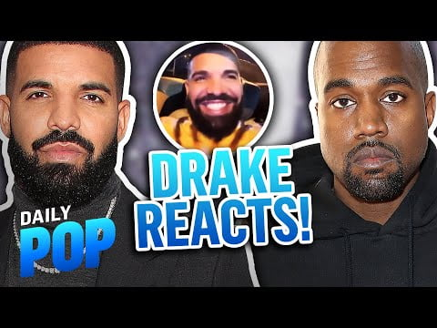 Drake Laughs Off Kanye West LEAKING Home Address   Daily Pop   E! News