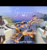 Travel Vlog From Santorini Greece (Part 2) | Best Place To Visit in Greece 2021
