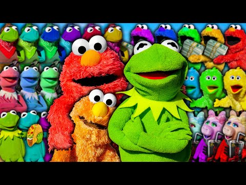 The COMPLETE Kermit the Frog and Elmo Meme Compilation! (2019)