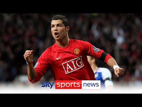 Manchester United have agreed a deal to sign Cristiano Ronaldo