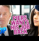 Piers Morgan Cleared & Wants Job Back After Meghan Markle Remarks | Daily Pop | E! News