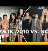 Keeping up with the Kardashians: 2010 to Now | Page Six Celebrity News