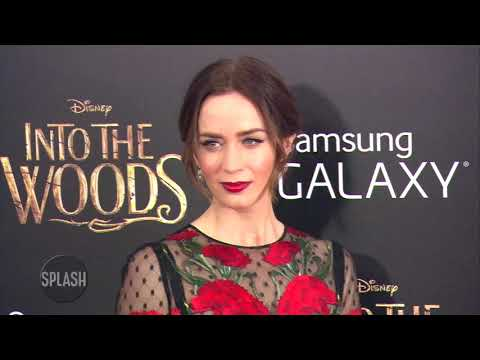 Emily Blunt wants more Mary Poppins   Daily Celebrity News   Splash TV