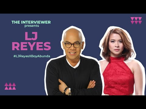 The Interviewer Presents: LJ Reyes (THIS INTERVIEW IS UNEDITED)