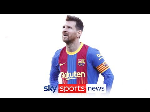 Lionel Messi agrees deal to join PSG