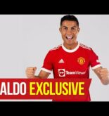 """""""I'm so happy to be back home"""" Cristiano Ronaldo Exclusive Interview 
