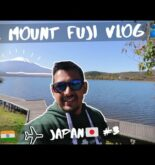 72 Hours in Fuji Fives Lakes Region | The Ultimate Mt. Fuji Travel Guide | An Indian In Japan E03