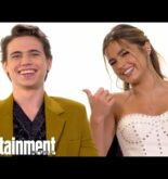 Addison Rae and Tanner Buchanan Ask Each Other Burning Questions | Entertainment Weekly