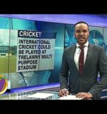 TVJ Sports News   International Cricket Could be going to Trelawny, Jamaica