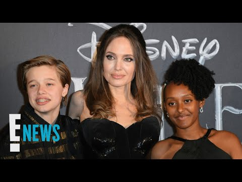 Angelina Jolie Feared for Her Family's Safety After Split From Brad Pitt   E! News