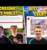 Is Fortnite Competitive Dying? The BEST Clutch of Reboot Round!