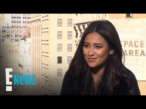 Shay Mitchell Gets Candid About Love Life   Celebrity Sit Down   E! News