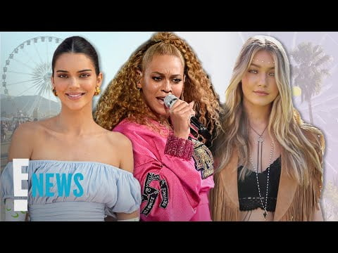 Best Celebrity Coachella Styles Over the Years | E! News