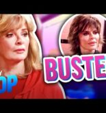 """How Lisa Rinna Got Deidre Hall BUSTED on """"Days of Our Lives"""" Set 