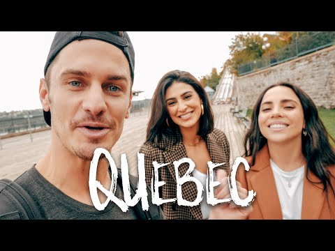 Travelling to Quebec City & Charlevoix!