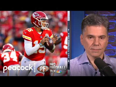 AFC West win totals: Mahomes can carry Kansas City Chiefs to top | Pro Football Talk | NBC Sports
