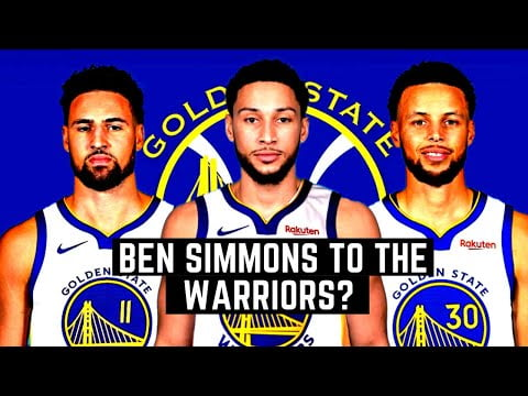 Sports News Today | Ben Simmons to the Warriors?