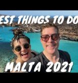 BEST OF MALTA 2021- Part 1 | We Quit Our Disney Jobs to Travel the World