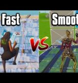 Smooth Fortnite Players vs Fast Players: Who Will Win?
