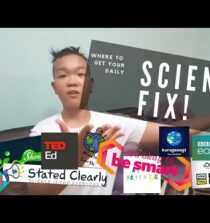 Science/Education Channels for those who can't go to school. (#004)